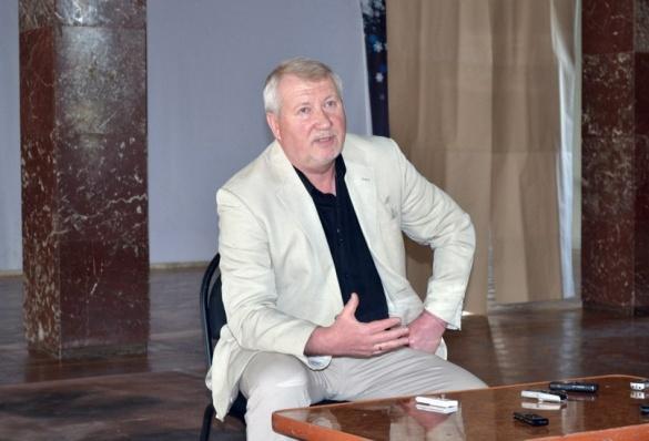Володимира Осипова з посади директора Черкаського драмтеатру відсторонили незаконно