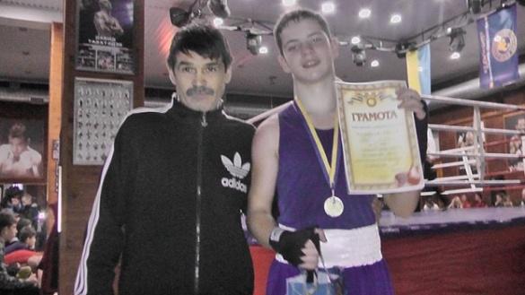Черкаський спортсмен став чемпіоном України із боксу