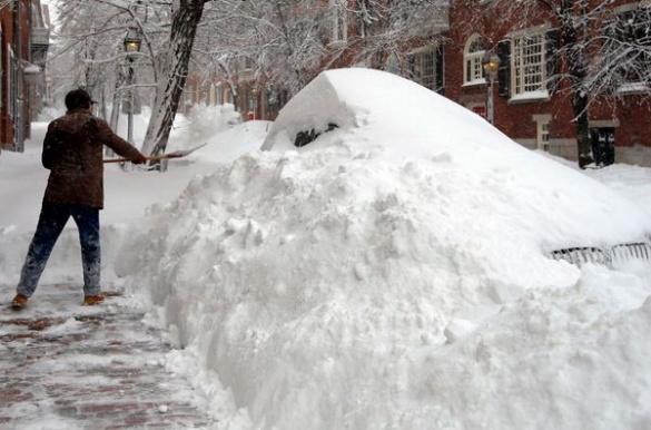 У Черкаській області через сніг без світла залишилися 7 районів