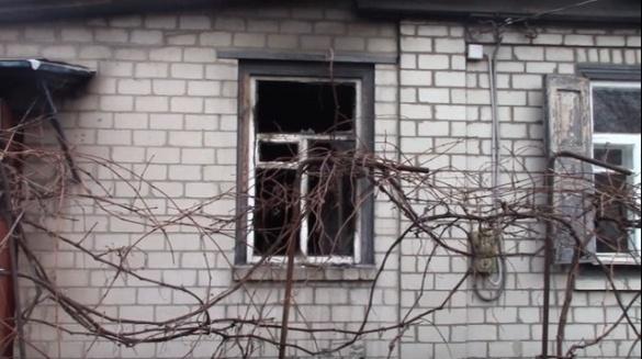 У житловому будинку через телевізор сталася пожежа