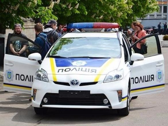 На Черкащині почали оновлювати патрульні автомобілі