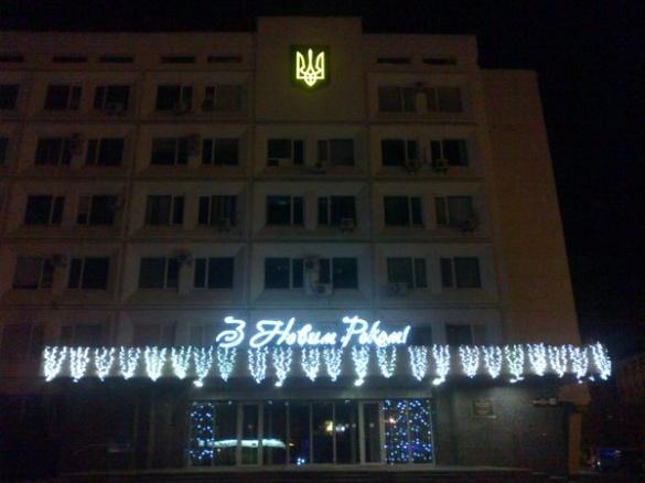 Черкаси до Нового року зробили казковішими (ФОТО)