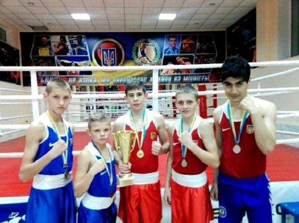Черкаські боксери привезли 13 нагород із чемпіонату України