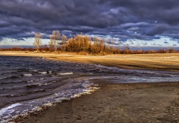У мережі захоплюються фантастичними фото Черкас в очікуванні зими