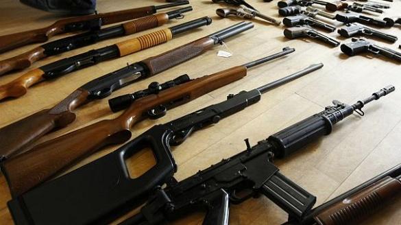 Черкащанин продавав зброю, вивозячи її із зони АТО