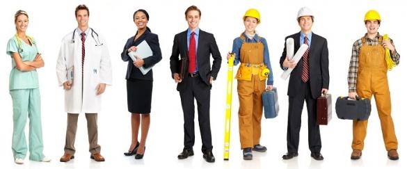 Найзатребуваніші професії на Черкащині – водії, прибиральники та вчителі