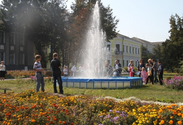 На Черкащині жителі без влади поліпшують добробут міста