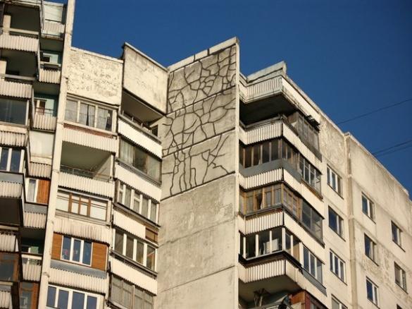 Черкащани живуть в аварійних будинках по п'ятнадцять років