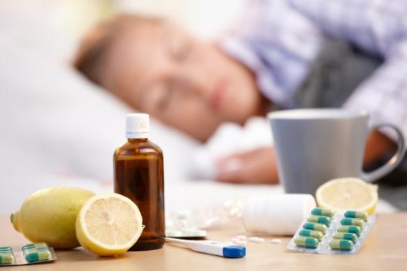 П'ять тисяч черкащан захворіло на грип за тиждень