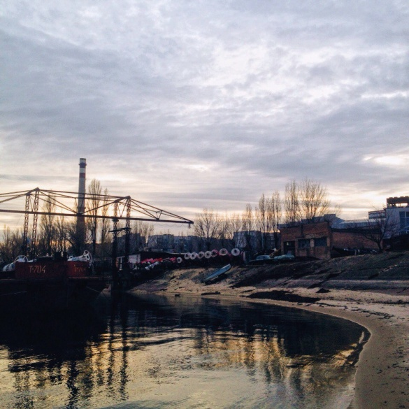 Черкащанка сфотографувала заворожуюче небо у Черкасах
