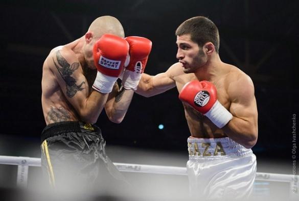 Черкащанин опинився у рейтингу кращих боксерів від WBO