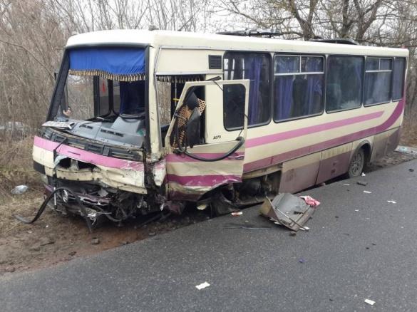 У мережі з'явився запис моменту страшної ДТП на Черкащині