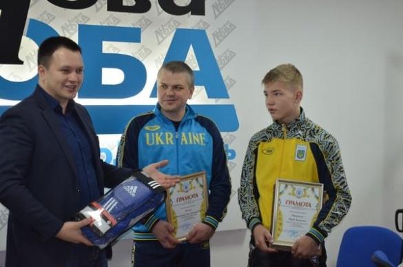 Чемпіон Європи з боксу став спортсменом місяця в Черкаській області