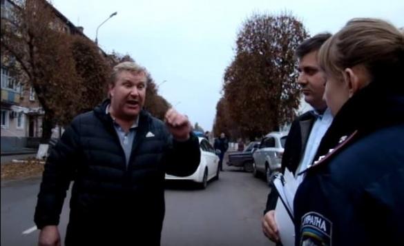 Колишній голова Смілянської РДА має сплатити штраф за водіння у нетверезому вигляді