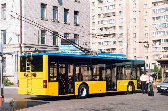 Черкаська громадська активістка проти пільгового проїзду у тролейбусах