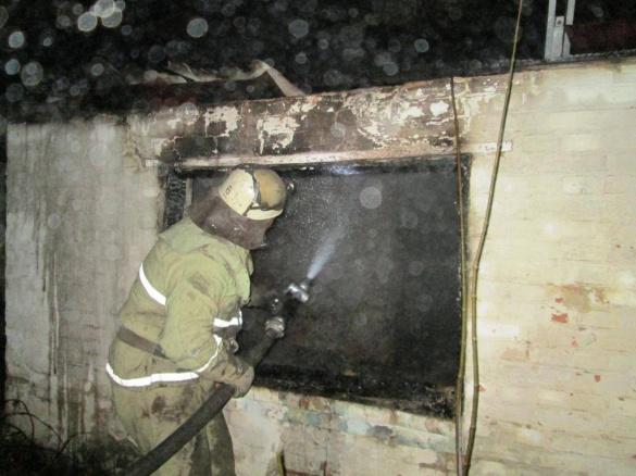 Черкащанка отримала безліч опіків через порятунок будинку від вогню