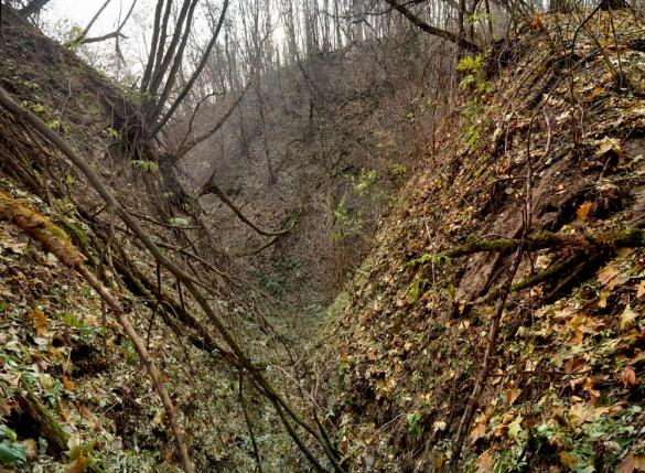Найбільший яр Європи розташований на Черкащині (ФОТО)