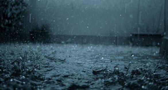 Перший дощ у Черкасах