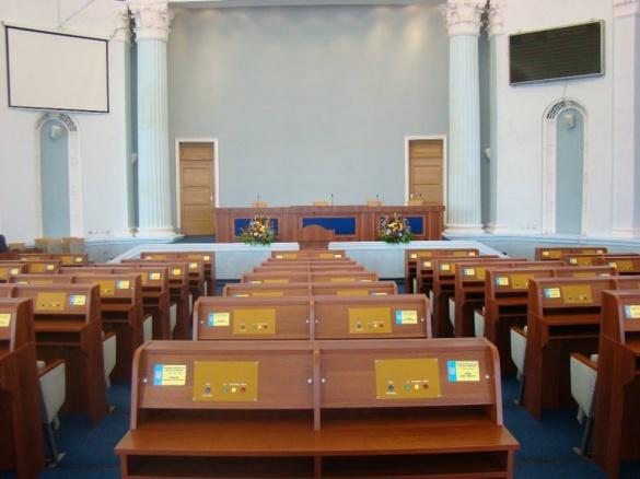 На Черкащині сесію облради перенесли через Святого Миколая