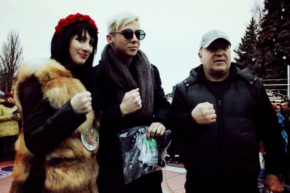 Черкаська боксерка просить про підтримку у фіналі шоу