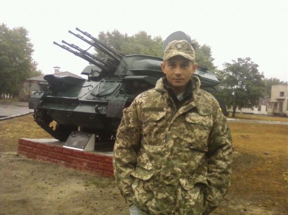 Черкаський АТОвець, якого побив фізрук, повертається в зону бойових дій
