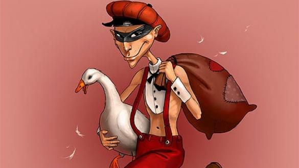 На Черкащині за крадіжку гусей юнак може сісти на 6 років