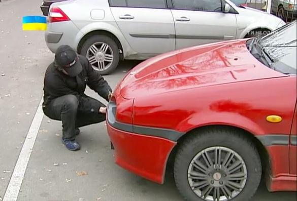 Черкащанам все частіше продають крадені машини