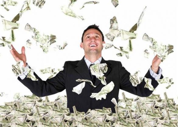 На Канівщині офіційно є п'ять гривневих мільйонерів