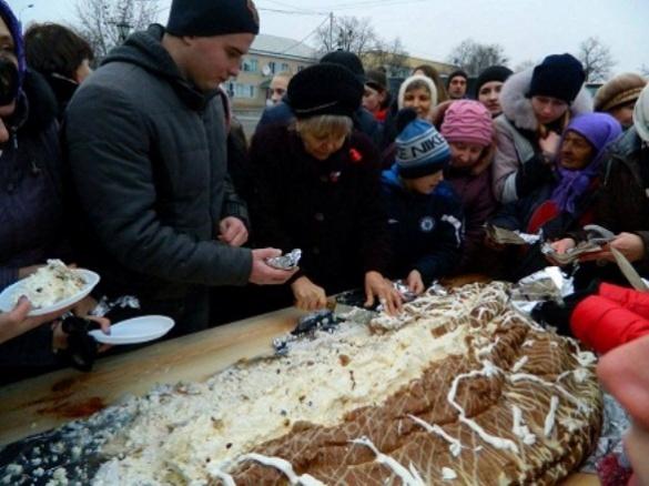 У Чигирині встановили національний рекорд України