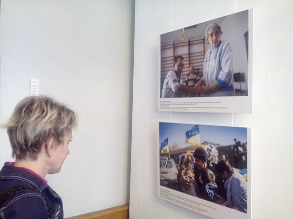 У Черкаському художньому музеї відкрили фотовиставку про жінок-героїнь