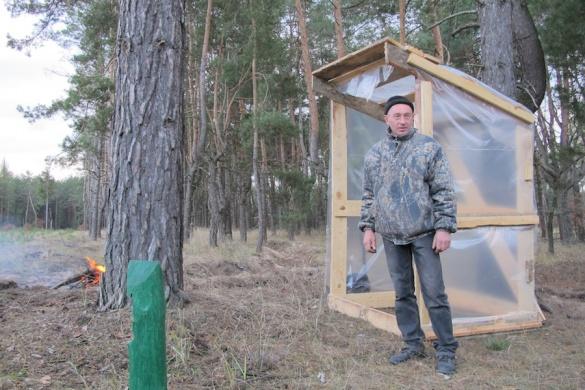 Пости, патруль та рейди: на Черкащині бережуть ліси від новорічних браконьєрів
