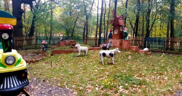 У черкаських парках весною поселяться нові мешканці