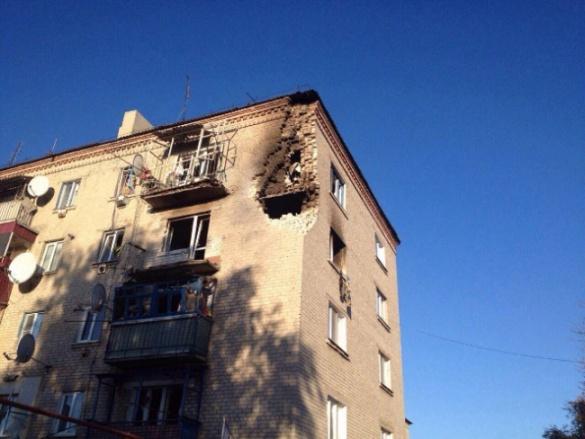 Черкащани відбудували на Донбасі три житлових будинки
