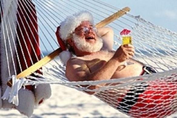 За скільки черкащан у новорічну ніч зможуть привітати Дід Мороз та Снігурка?