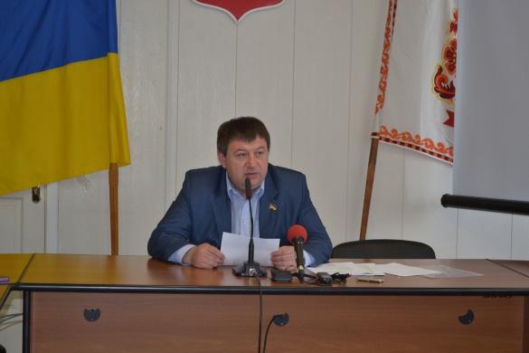 На посаду секретаря Черкаської міськради Бондаренко пропонує обрати Радуцького