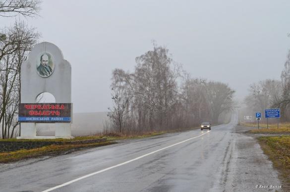 У поліції запевняють, що на Черкащині бандити не нападають на водіїв