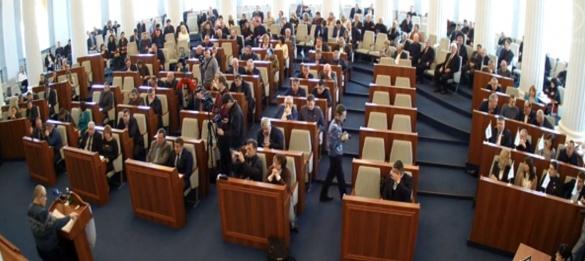 У фракції БПП у Черкаській обласній раді новий керівник