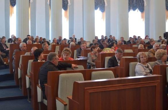 В ОВК підтвердили: депутати облради легітимні
