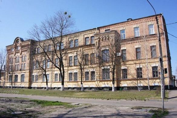 У будівлі колишнього горілчаного заводу в Черкасах тепер вчать студентів