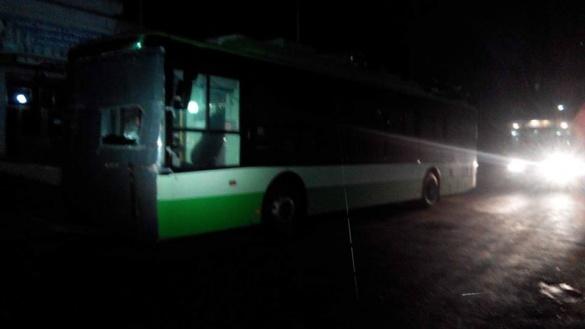 До Черкас прибули нові тролейбуси