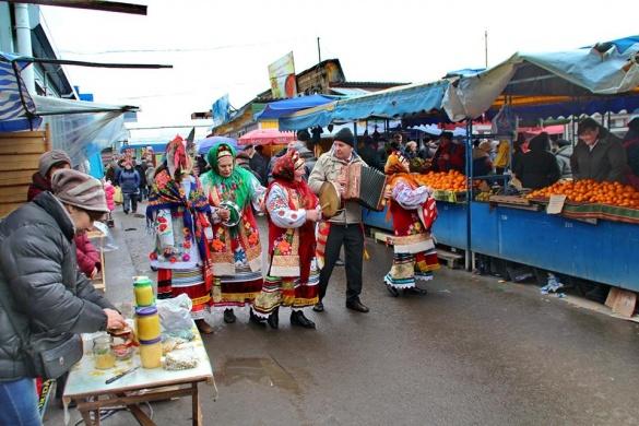 Фотограф показав святкові передноворічні Черкаси (ФОТО)