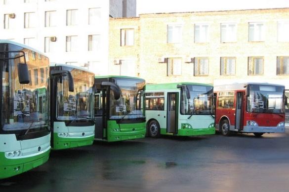 Нові черкаські тролейбуси майже не відрізняються від своїх попередників