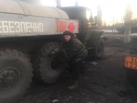 Колишній черкаський депутат відправився на бойове завдання на передову