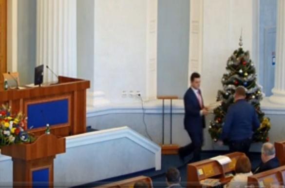 Депутат Черкаської облради отримав подяки від військовиків