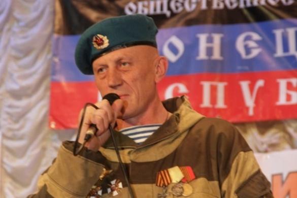 Черкаський шансонщик є першим помічником з організації концертів в ДНР