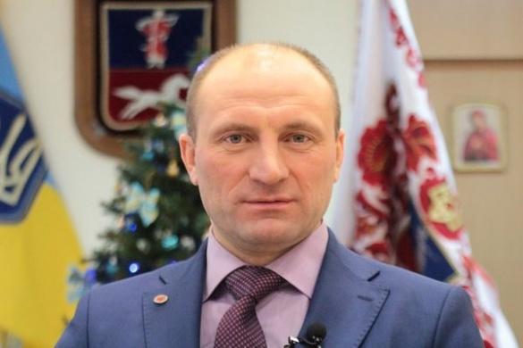 Міський голова Черкас привітав черкащан із прийдешнім Новим роком