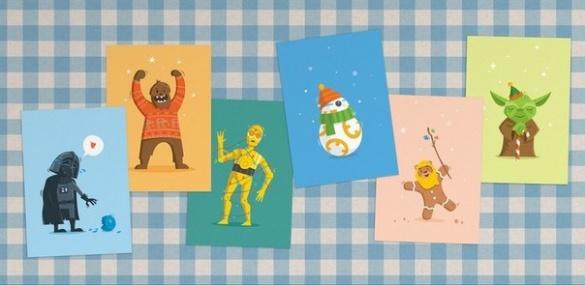 Черкаський дизайнер на листівках зобразив героїв