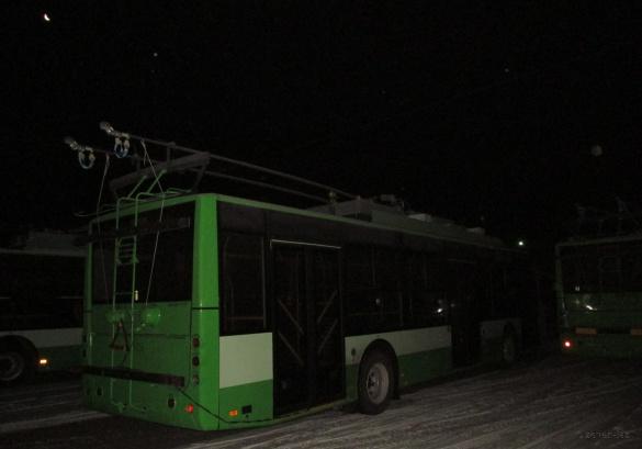 Нарешті всі. Нові тролейбуси Черкас вже на місці