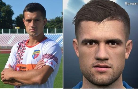 Черкащанин малює обличчя футболістів в популярному симуляторі
