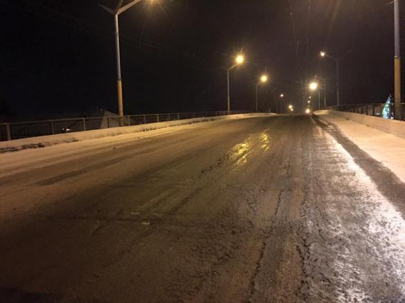 У Черкасах від снігу очищають вулиці за п'ятьма маршрутами